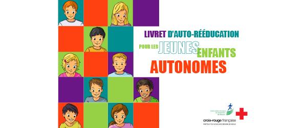 Visuel livrets auto-rééducaction jeunes enfants