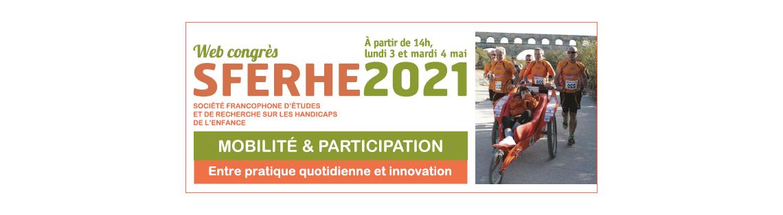 Visuel web congrès SFERHE 2021