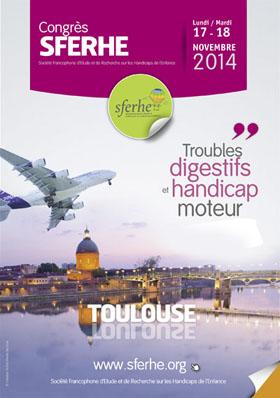 Affiche SFERHE Toulouse 2014