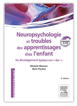 Livre : Neuropsychologie et troubles des apprentissages